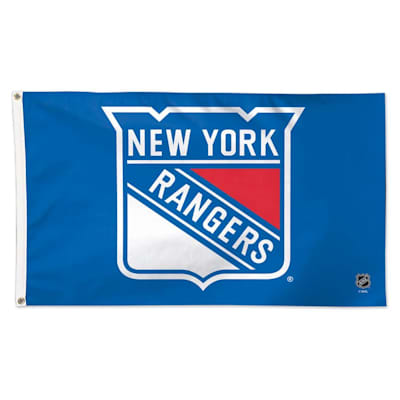 NHL 3x5 Flag Rangers (Wincraft NHL 3' x 5' Flag - New York Rangers)