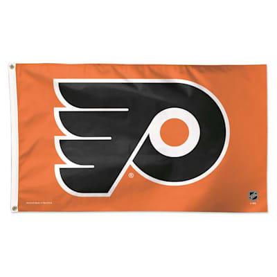 NHL 3x5 Flag Flyers (Wincraft NHL 3' x 5' Flag - Philadelphia Flyers)