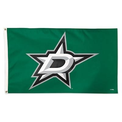 NHL 3x5 Flag Stars (Wincraft NHL 3' x 5' Flag - Dallas Stars)