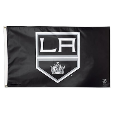 NHL 3x5 Flag Kings (Wincraft NHL 3' x 5' Flag - Los Angeles Kings)