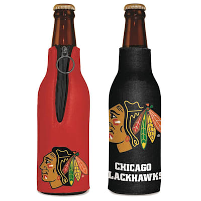 Zipper BTL Cooler Blackhawks (Wincraft Zipper Bottle Cooler - Chicago Blackhawks)