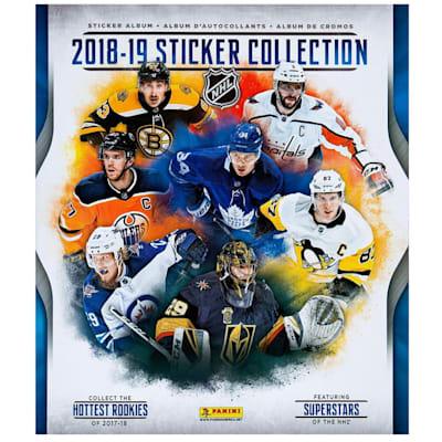 (Panini NHL Sticker Album 2018/19)