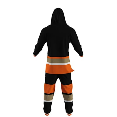 Anaheim Ducks Onesie (Hockey Sockey Anaheim Ducks Onesie - Adult)