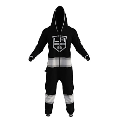 Los Angeles Kings Onesie (Hockey Sockey Los Angeles Kings Onesie - Adult)