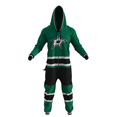 Dallas Stars Onesie (Hockey Sockey Dallas Stars Onesie - Adult)