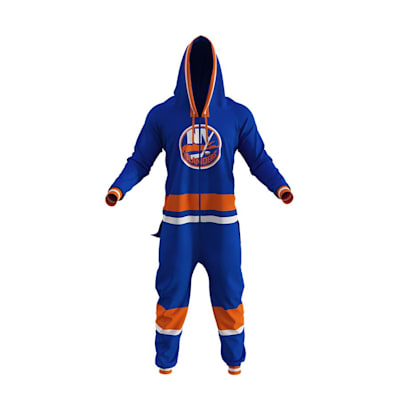 New York Islanders Onesie (Hockey Sockey New York Islanders Onesie - Adult)