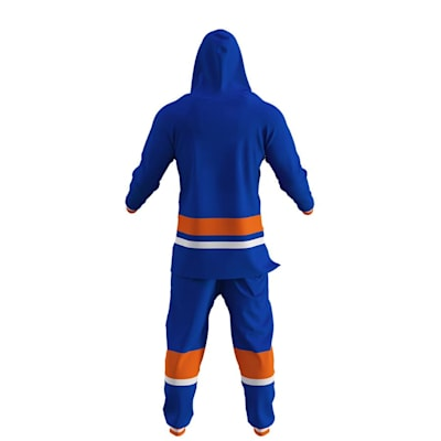 New York Islanders Onesie (Hockey Sockey New York Islanders Onesie - Adult)