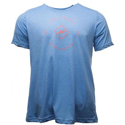 Light Blue (Pure Hockey Crest Tee 2.0 - Adult)
