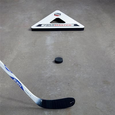 *Stick and Puck Not Included* (Snipers Edge Pass Master Passing Station)