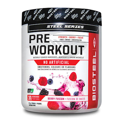 Berry Fusion (Biosteel Preworkout Mix - Berry Fusion)