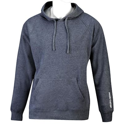 Navy (Bauer Core Fleece Hoody - Youth)