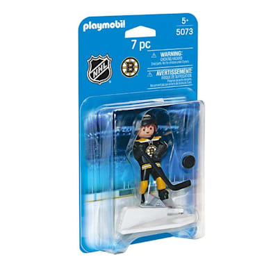Boston Bruins Playmobil Player Figure (Playmobil Boston Bruins Player Figure)