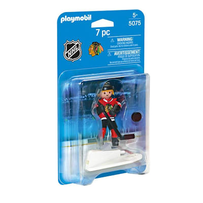 Chicago Blackhawks Playmobil Player Figure (Playmobil Chicago Blackhawks Player Figure)