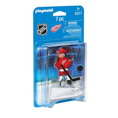 Detroit Red Wings Playmobil Player Figure (Playmobil Detroit Red Wings Player Figure)