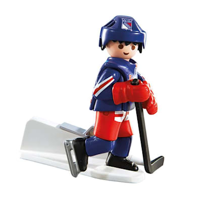 New York Rangers Playmobil Player Figure (Playmobil New York Rangers Player Figure)