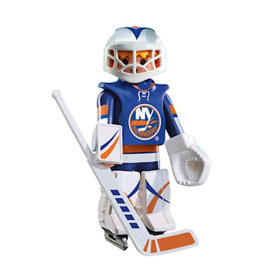 New York Islanders Playmobil Goalie Figure (Playmobil New York Islanders Goalie Figure)