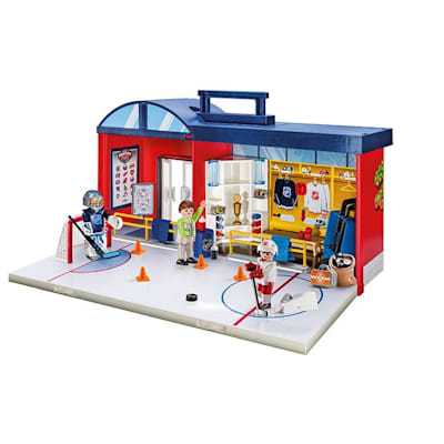 Front (Playmobil NHL Portable Arena)