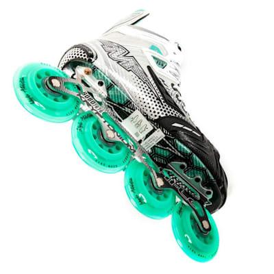 (Mission Inhaler FZ-0 Roller Hockey Skates - Senior)
