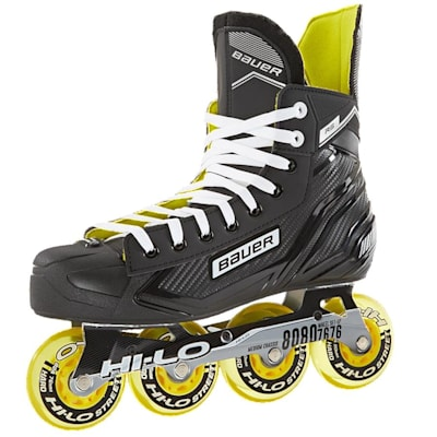 (Bauer RS Inline Hockey Skates - Junior)
