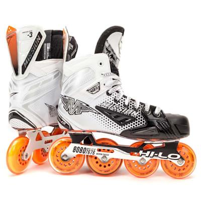 (Mission Mission Inhaler FZ-3 Inline Hockey Skates - Junior)