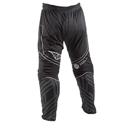 Back (Mission Inhaler FZ-1 Inline Hockey Pants - Junior)