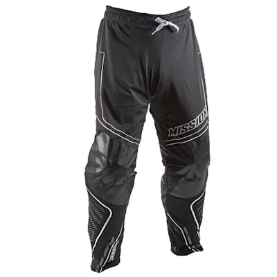 Front (Mission Inhaler FZ-1 Inline Hockey Pants - Senior)