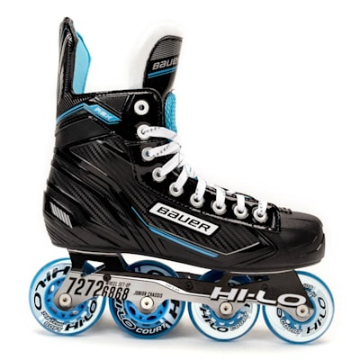 (Bauer RSX Inline Hockey Skates - Junior)