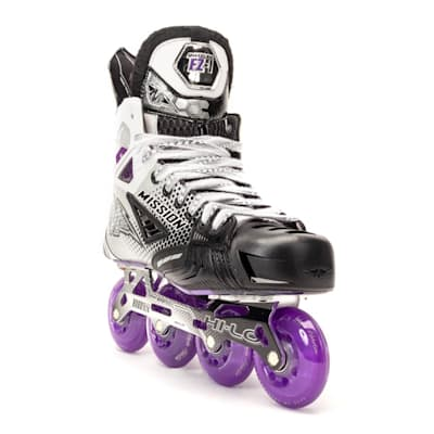 (Mission Mission Inhaler FZ-1 Inline Hockey Skates - Senior)