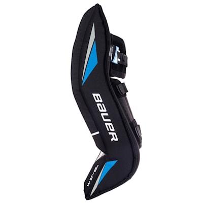 (Bauer Street Hockey Goalie Leg Pads - Junior)