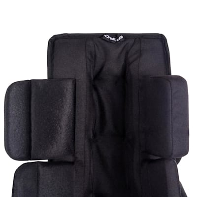 (Bauer Street Hockey Goalie Leg Pads - Senior)