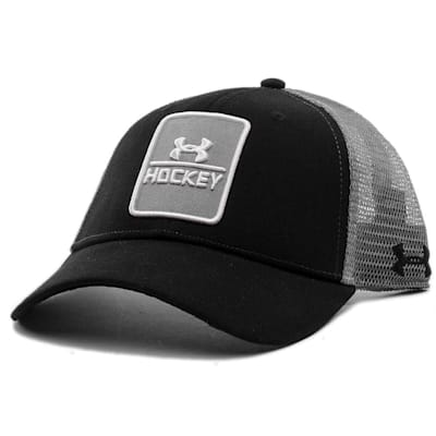 (Under Armour Hockey Trucker Adjustable Cap - Adult)