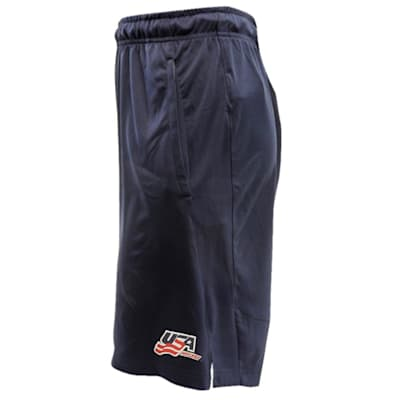 Side (Nike USA Hockey Fly Short 2.0 - Adult)