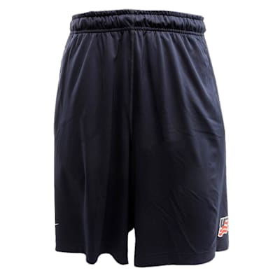 Navy (Nike USA Hockey Fly Short 2.0 - Adult)