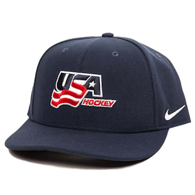 (Nike USA Hockey Core True Adjustable Cap - Adult)