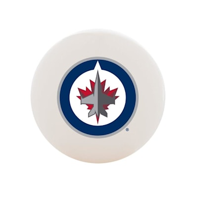 (Franklin NHL Team Street Hockey Ball - Winnipeg Jets)