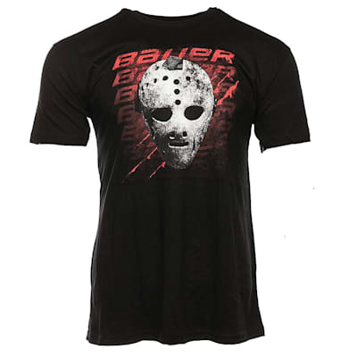 (Bauer Mask Short Sleeve Tee - Youth)