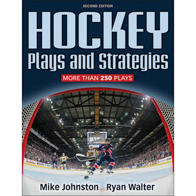 (Human Kinetics Hockey Plays and Strategies Book - 2nd Edition)