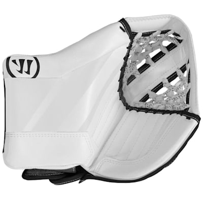 White/White (Warrior Ritual GT2 Goalie Glove - Junior)