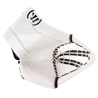 White/White (Warrior Ritual GT2 Goalie Glove - Intermediate)