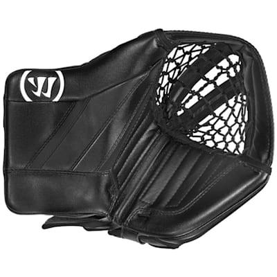 Black/Black (Warrior Ritual GT2 Goalie Glove - Senior)