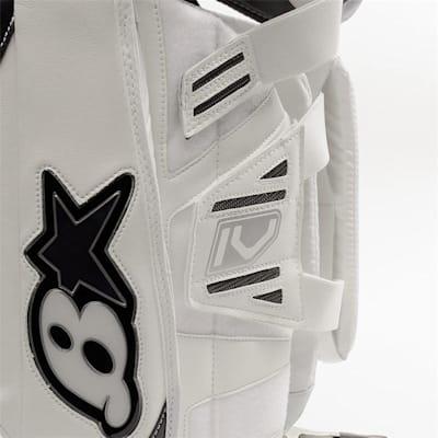 (Brians GNETiK IV Goalie Leg Pads - Senior)