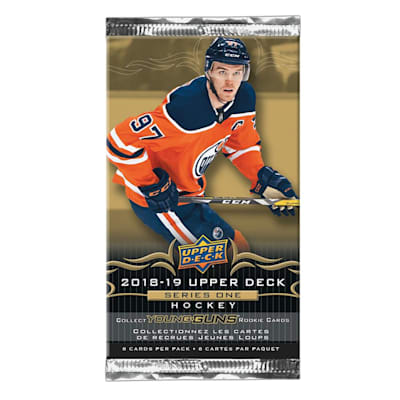 (Upper Deck NHL Cards 2018/19 - Series One)