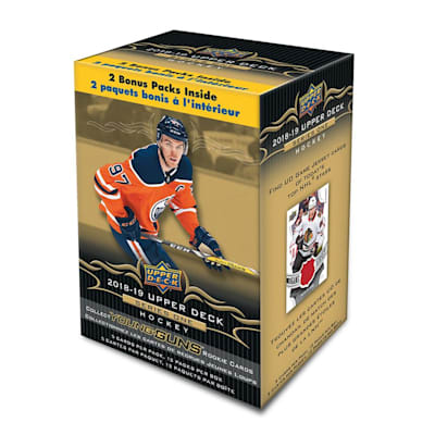 (Upper Deck NHL Blaster Box 2018/19 - Series One)