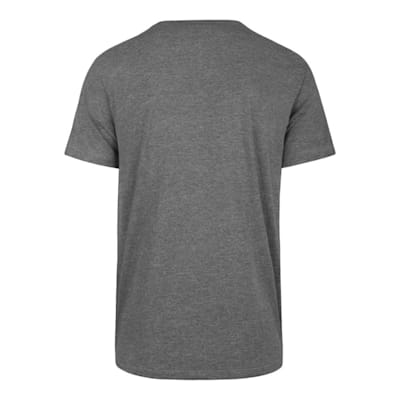 Back (47 Brand St. Louis Blues Club Tee - Heather Grey - Adult)