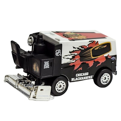 (Die Cast Zamboni - Chicago Blackhawks)