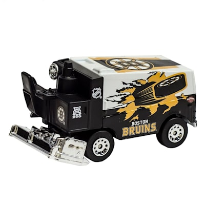 (Die Cast Zamboni - Boston Bruins)
