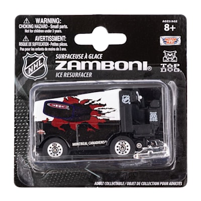 (Die Cast Zamboni - Montreal Canadiens)