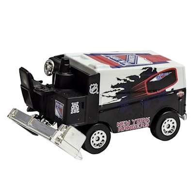 (Die Cast Zamboni - New York Rangers)