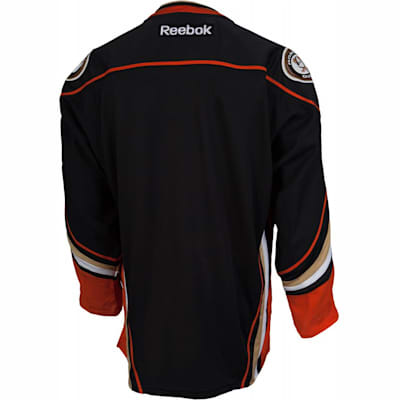 Back View (Reebok Premier Hockey Jersey - Anaheim Ducks - Mens)