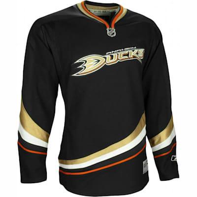 Home/Dark (Reebok Premier Hockey Jersey - Anaheim Ducks - Mens)